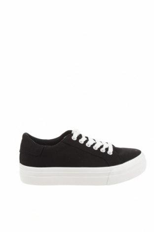 Дамски обувки Tamaris, Размер 36, Цвят Черен, Текстил, Цена 40,02лв.