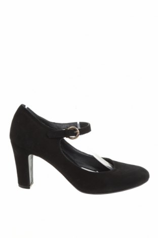 Dámské boty  Varese, Velikost 38, Barva Černá, Přírodní velur , Cena  653,00Kč