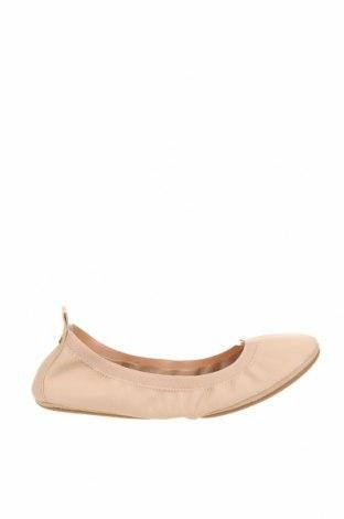 Дамски обувки Yosi Samra, Размер 40, Цвят Розов, Естествена кожа, Цена 89,25лв.