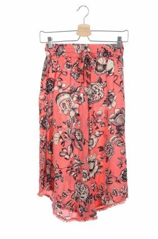 Дамски панталон, Размер XS, Цвят Многоцветен, Вискоза, Цена 6,04лв.