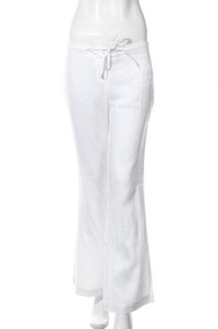 Дамски панталон, Размер M, Цвят Бял, Цена 6,51лв.