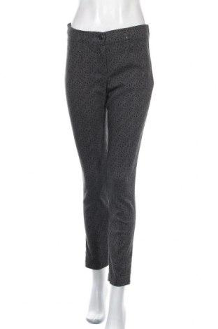 Дамски панталон, Размер M, Цвят Сив, 74% памук, 22% полиамид, 4% еластан, Цена 7,61лв.