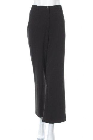 Dámské kalhoty , Velikost L, Barva Černá, 62% polyester, 33% viskóza, 5% elastan, Cena  409,00Kč