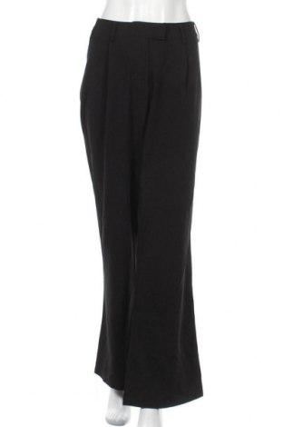 Дамски панталон Ally, Размер XL, Цвят Черен, 100% полиестер, Цена 12,08лв.