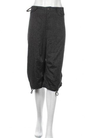 Дамски панталон Animale, Размер XL, Цвят Черен, 64% полиестер, 33% други тъкани, 3% еластан, Цена 7,35лв.