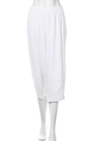 Дамски панталон Autograph, Размер XXL, Цвят Бял, Вискоза, Цена 9,14лв.