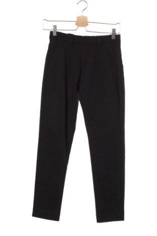 Дамски панталон Bershka, Размер XS, Цвят Черен, Цена 6,83лв.