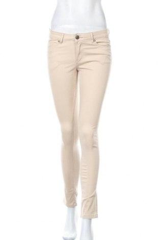 Dámské kalhoty  Blue Motion, Velikost S, Barva Béžová, 97% bavlna, 3% elastan, Cena  349,00Kč