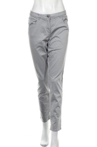 Dámské kalhoty  Blue Motion, Velikost XL, Barva Šedá, 97% bavlna, 3% elastan, Cena  393,00Kč