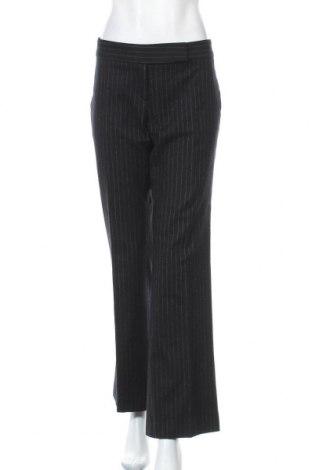Дамски панталон Boss, Размер M, Цвят Черен, 95% вълна, 5% кашмир, Цена 64,58лв.