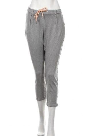 Дамски панталон Broadway, Размер M, Цвят Сив, 65% вискоза, 30% полиамид, 5% еластан, Цена 9,66лв.