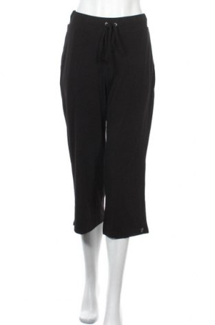 Дамски панталон Bruno Banani, Размер S, Цвят Черен, 95% полиестер, 5% еластан, Цена 18,61лв.