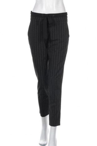 Дамски панталон Cambio, Размер S, Цвят Черен, 69% полиестер, 30% вискоза, 1% еластан, Цена 14,70лв.