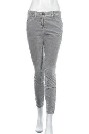 Дамски панталон Cambio, Размер M, Цвят Сив, 98% памук, 2% еластан, Цена 10,24лв.