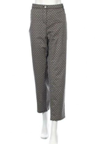 Dámské kalhoty  Canda, Velikost 3XL, Barva Béžová, 98% bavlna, 2% elastan, Cena  424,00Kč