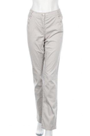 Dámské kalhoty  Cecil, Velikost L, Barva Béžová, 98% bavlna, 2% elastan, Cena  424,00Kč