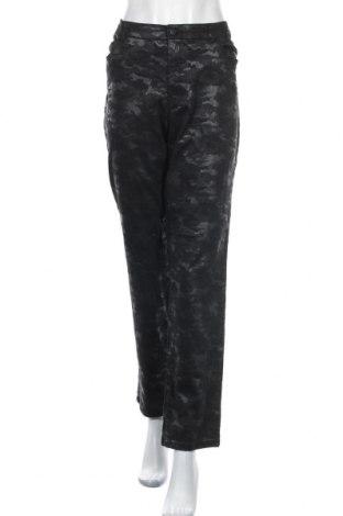 Дамски панталон Charles Vogele, Размер XL, Цвят Черен, 65% памук, 34% полиестер, 1% еластан, Цена 11,31лв.
