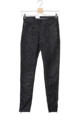 Dámské kalhoty  Denim Hunter, Velikost XS, Barva Modrá, 76% bavlna, 22% polyester, 2% elastan, Cena  637,00Kč