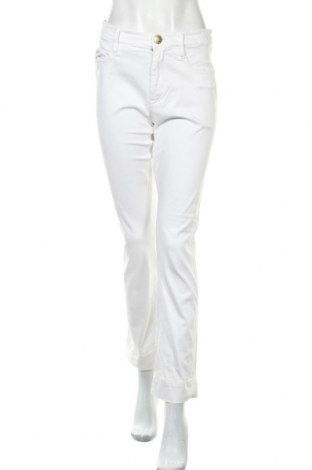 Дамски панталон Designers Remix By Charlotte Eskildsen, Размер M, Цвят Бял, 98% памук, 2% еластан, Цена 19,26лв.