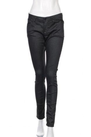 Dámské kalhoty  Edc By Esprit, Velikost L, Barva Černá, 79% bavlna, 18% polyester, 3% elastan, Cena  424,00Kč