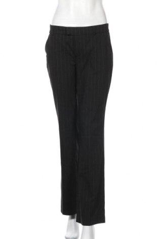 Дамски панталон Esprit, Размер S, Цвят Черен, 62% полиестер, 35% вискоза, 3% еластан, Цена 3,96лв.