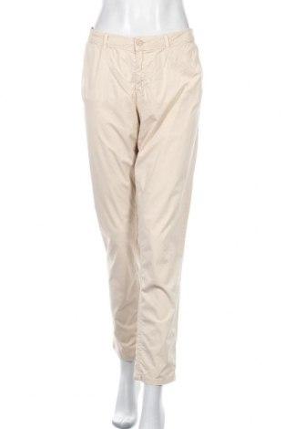 Дамски панталон Esprit, Размер XL, Цвят Бежов, 97% памук, 3% еластан, Цена 26,46лв.