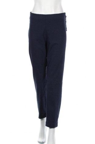 Dámské kalhoty  Essentials by Tchibo, Velikost XXL, Barva Modrá, 77% viskóza, 20% polyester, 3% elastan, Cena  318,00Kč