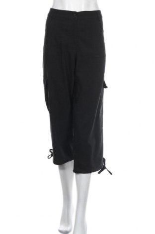 Дамски панталон Estelle, Размер L, Цвят Черен, 69% вискоза, 29% полиестер, 2% еластан, Цена 4,23лв.