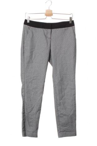 Дамски панталон Express, Размер XS, Цвят Черен, 73% памук, 24% полиестер, 3% еластан, Цена 26,93лв.