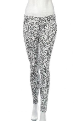 Дамски панталон Faded Glory, Размер S, Цвят Многоцветен, 51% полиестер, 42% памук, 7% еластан, Цена 5,38лв.