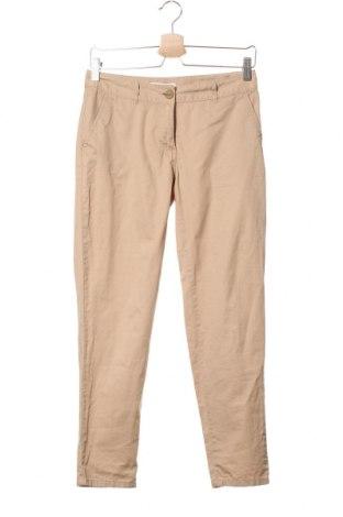 Dámské kalhoty  Forever 21, Velikost S, Barva Béžová, Bavlna, Cena  393,00Kč