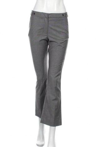 Дамски панталон H&M, Размер S, Цвят Сив, 81% полиестер, 17% вискоза, 2% еластан, Цена 6,08лв.