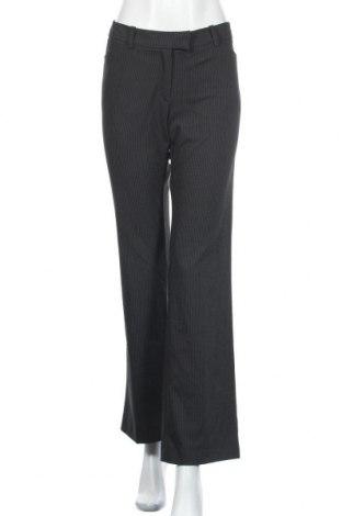 Дамски панталон H&M, Размер M, Цвят Черен, 85% полиестер, 31% вискоза, 4% еластан, Цена 3,91лв.