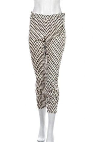 Дамски панталон H&M, Размер M, Цвят Многоцветен, 61% памук, 36% полиестер, 3% еластан, Цена 4,61лв.