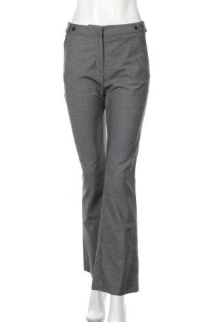 Дамски панталон H&M, Размер S, Цвят Сив, 81% полиестер, 17% вискоза, 2% еластан, Цена 6,20лв.