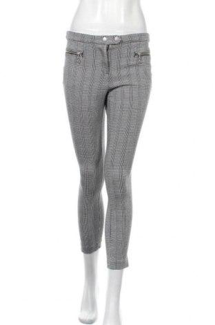 Дамски панталон H&M, Размер M, Цвят Сив, 76% вискоза, 11% полиестер, 10% полиамид, 3% еластан, Цена 6,50лв.
