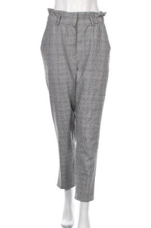 Dámské kalhoty  H&M, Velikost L, Barva Šedá, 63% polyester, 32% polyamide, 5% elastan, Cena  409,00Kč
