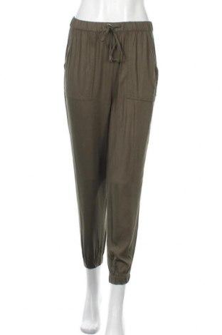 Γυναικείο παντελόνι H&M Divided, Μέγεθος M, Χρώμα Πράσινο, Βισκόζη, Τιμή 14,91€