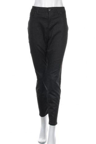 Дамски панталон INC International Concepts, Размер XL, Цвят Черен, 59% модал, 40% полиестер, 1% еластан, Цена 44,42лв.