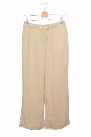 Дамски панталон J.Jill, Размер XS, Цвят Екрю, Тенсел, Цена 54,60лв.