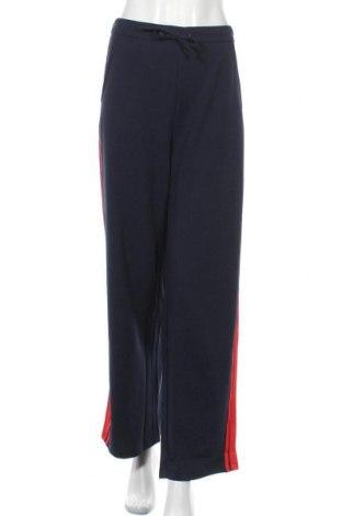 Дамски панталон Jacqueline De Yong, Размер M, Цвят Син, 95% полиестер, 5% еластан, Цена 8,50лв.