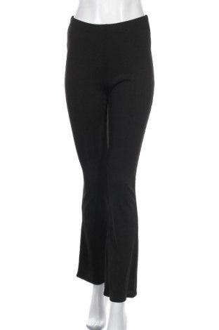 Дамски панталон Jdy, Размер M, Цвят Черен, 95% полиестер, 5% еластан, Цена 13,65лв.