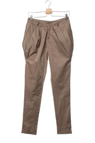 Дамски панталон Jennifer Taylor, Размер S, Цвят Кафяв, 97% полиестер, 3% еластан, Цена 5,14лв.
