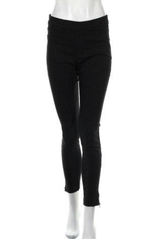 Dámské kalhoty  KappAhl, Velikost M, Barva Černá, 76% viskóza, 21% polyamide, 3% elastan, Cena  333,00Kč