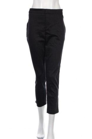 Dámské kalhoty  LC Waikiki, Velikost XL, Barva Černá, 68% bavlna, 28% polyester, 4% elastan, Cena  545,00Kč