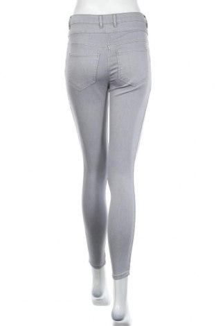 Дамски панталон Lascana, Размер S, Цвят Сив, 66% памук, 31% полиестер, 3% еластан, Цена 51,75лв.