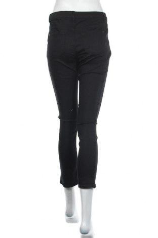 Дамски панталон Lascana, Размер M, Цвят Черен, 66% памук, 31% полиестер, 3% еластан, Цена 51,75лв.