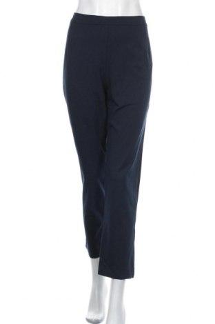 Дамски панталон Liz Jordan, Размер XL, Цвят Син, 52% памук, 41% вискоза, 7% еластан, Цена 24,83лв.