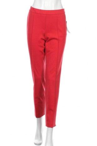 Дамски панталон Luisa Cerano, Размер M, Цвят Червен, 69% вискоза, 25% полиамид, Цена 141,75лв.