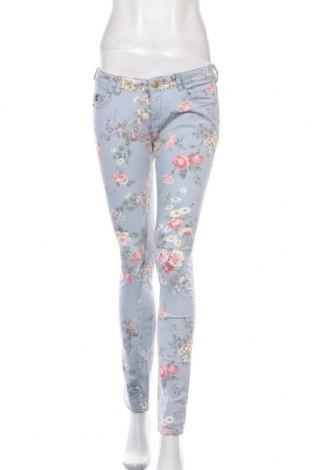 Дамски панталон Maison Scotch, Размер S, Цвят Син, 98% памук, 2% еластан, Цена 22,19лв.